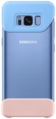 Samsung Dwuczęściowa osłonka ochronna dla Galaxy S8, niebiesko-różowa