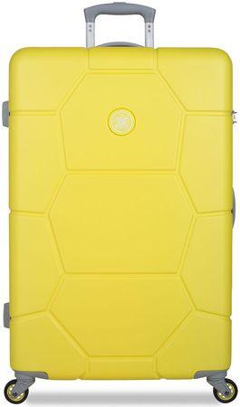 SuitSuit walizka Caretta, L, Blazing Yellow