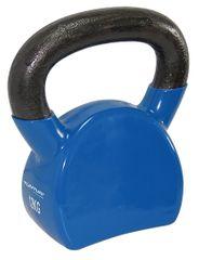 Tunturi Winylowa Kettlebell niebieska 12 kg