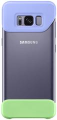 Samsung Dwuczęściowa osłona dla Galaxy S8, niebiesko-zielona (EF-MG950)