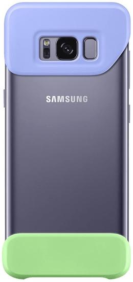 Samsung Dvoudílný ochranný kryt (Samsung Galaxy S8), fialová