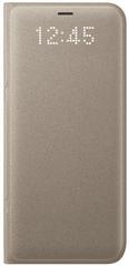 Samsung LED preklopna torbica za Galaxy S8, zlata