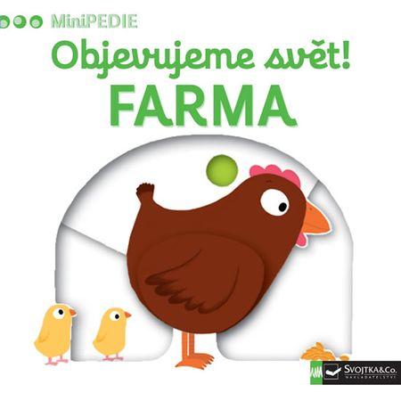 Choux Nathalie: MiniPEDIE - Objevujeme svět! Farma