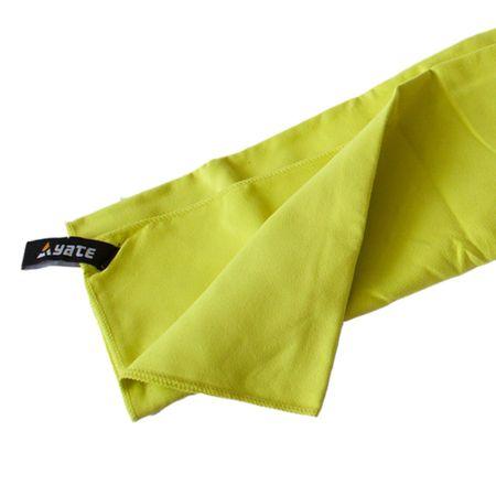 Yate Gyorsan száradó törölköző, Zöld, XL