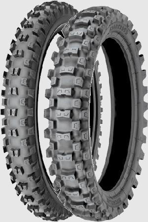 Michelin pneumatik Starcross MH3 90/100-16 51M