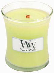 Woodwick svijeća Mini, Lemongrass (98114)