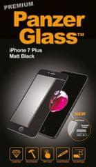 PanzerGlass premium zaštitno staklo iPhone 7 Plus, mat crno