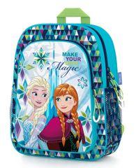 Karton P+P Detský predškolský batoh Frozen