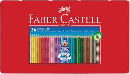 Faber Castell GRIP bojice Grip 36/1, metalna ambalaža