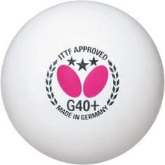Butterfly piłeczki do tenisa stołowego 40+ G *** (3 szt.)