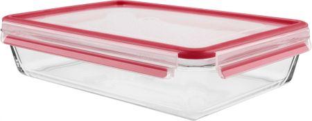 Tefal szklane naczynie żaroodporne Master Seal Glass, 3 l