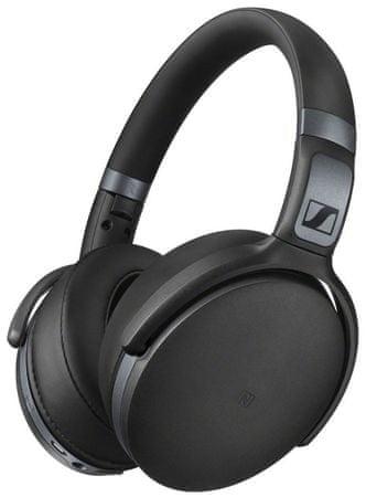 SENNHEISER HD 4.40 BT Vezeték nélküli fejhallgató (AptX kodek, NFC)