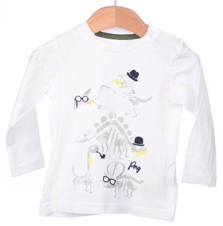 Primigi T-shirt chłopięcy 86 biały