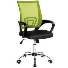 Hyle pisarniški stol HY-7070, zelen