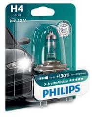 Philips Żarówka samochodowa X-tremeVision H4, 12 V, 60/55 W (1 szt.)