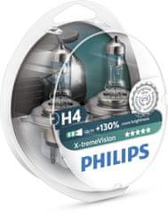 Philips par žarulja H4 X-treme Vision + 130%