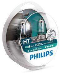 Philips par žarnic H7 X-treme Vision +130%