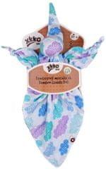 XKKO XKKO BMB Bambusový muchláčik - Lilac