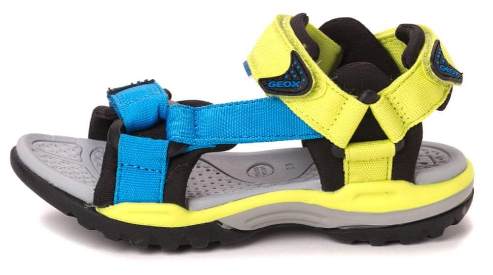 6cb2004e47d7 Geox chlapecké sandály Borealis 39 vícebarevná - Diskuze