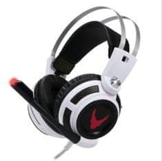 Omega gamin slušalice s mikrofonom VARR OVH4055W