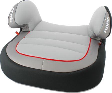 Nania Dream Premium dječja autosjedalica, crno-siva