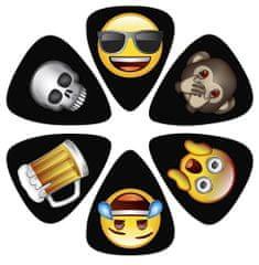 Perris Leathers Emoji Picks X Brnkátka