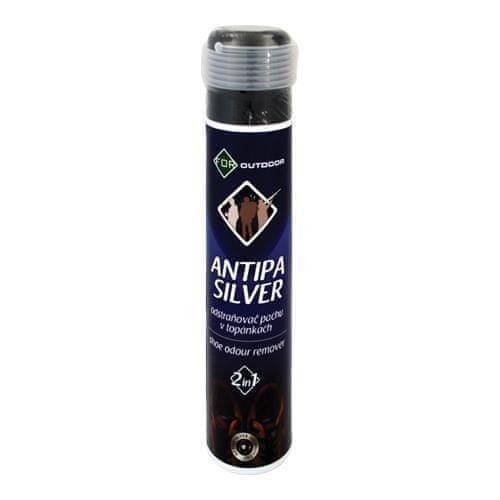 FOR ANTIPA SILVER odstraňovač pachu z obuvi 200ml