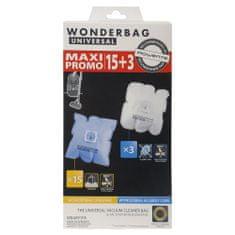 Rowenta vrećice za usisavač WB4091FA Wonderbag Original x 15 + Allergy care x3