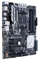 Asus osnovna plošča PRIME X370-PRO, DDR4, SATA3, USB3.1Gen1, AM4 ATX