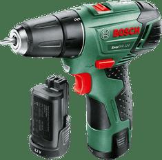 Bosch bušilica EasyDrill 12-2 (2 x aku 2,5 Ah)