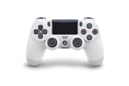 Sony PS4 DualShock 4 V2, bel, (PS719894650)