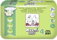 MUUMI BABY 4 Maxi (7-14 kg) 23 ks