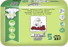 MUUMI BABY 5 Maxi+ (10-16 kg) 22 ks