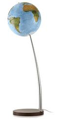 Tecnodidattica globus Vertigo FI-37, Blue, engleski