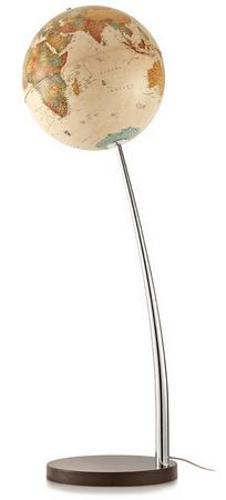 Tecnodidattica globus Vertigo FI-37, Antique, angleški