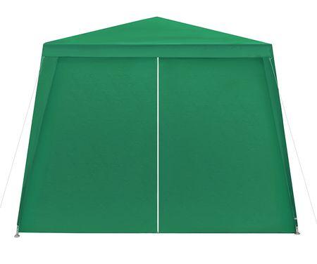 Malatec Pawilon Ogrodowy 3 X 3 M 4 ścianki Zielony Allegro