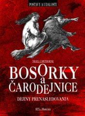 Cawthorne Nigel: Bosorky a čarodejnice - Dejiny prenasledovania