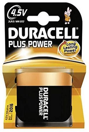 Duracell alkalna baterija Plus Power MN1203 4,5V