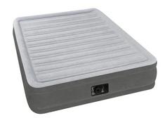Intex napihljiva postelja Full Comfort-Plush Mid Rise Airbed 137x191x33 cm