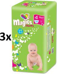 Magics Flexidry 4 Maxi pelenka - 174 db