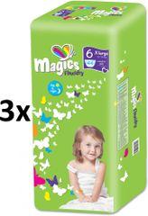 Magics Flexidry XL (+16 kg) Ecopack pelenka - 132 db