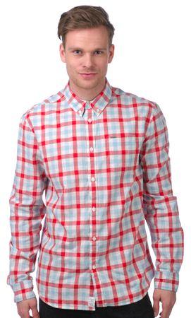 Pepe Jeans moška srajca Bird M rdeča
