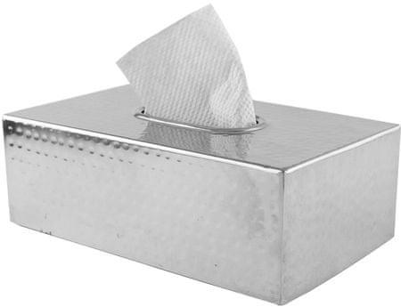 cc0d0eedb Fackelmann Box na papírové kapesníky, nerez   MALL.CZ