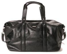 Bobby Black pánská černá taška BM1014