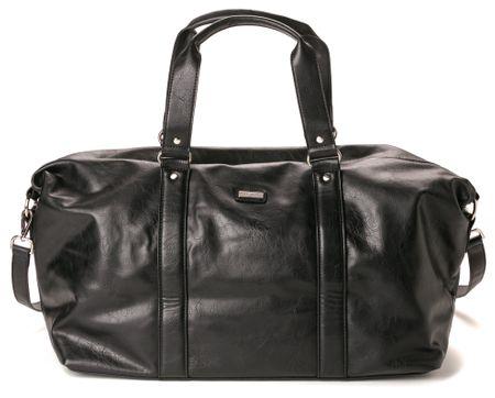 Bobby Black torba męska czarny BM1014