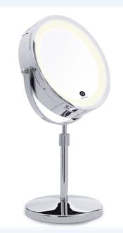 Lanaform ogledalo povećalo Stand Mirror 10x