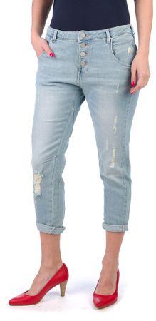 Mustang dámské jeansy New Tapered 26/32 modrá