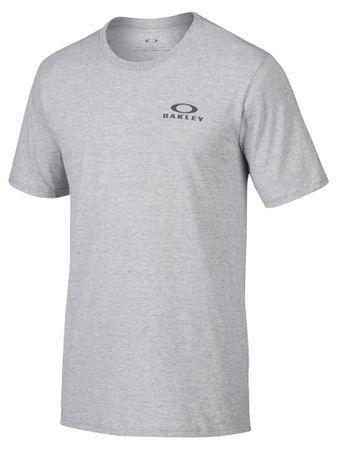 Oakley moška majica CT-ICON 2, siva, S