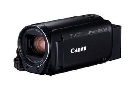 Canon kamkorder Legria HFR806, crni