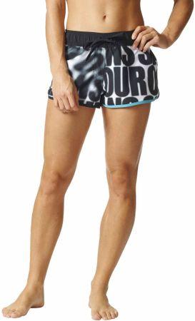Adidas ženske kupaće hlačice Bv Women Sh, crno/bijele, 36
